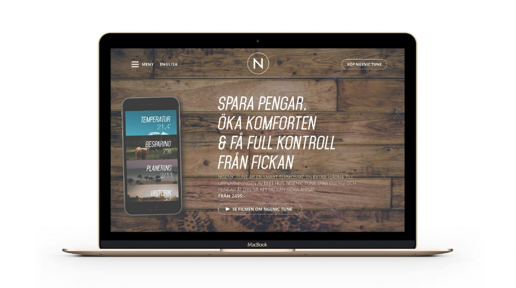 Ngenic homepage